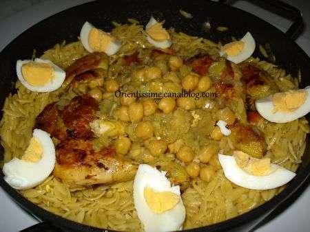 Tlitli sp cialit alg rienne base de p tes recette - Cuisine algerienne facebook ...