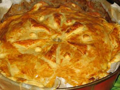 Tourte de la mer, Photo 2