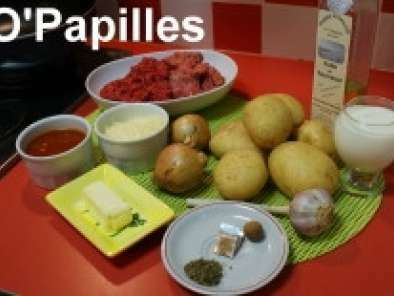 Traditionnel hachis parmentier recette ptitchef - Recette hachis parmentier traditionnel ...