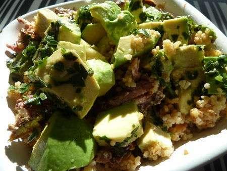 Une salade d 39 hiver recette ptitchef - Salade d hiver variete ...