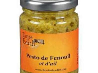Verrine de Saumon au pesto de fenouil et d'ail, Photo 2