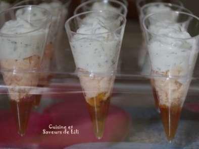 verrines aux restes du frigo, recette ptitchef