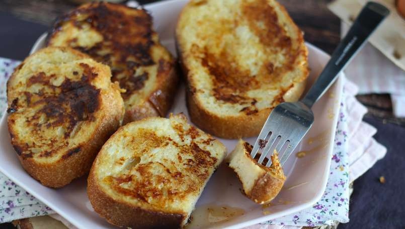Comment faire du pain perdu ?
