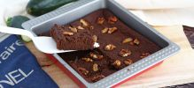 Brownie courgettes chocolat