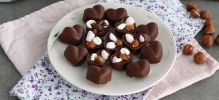 Chocolats marshmallows