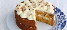 Carrot Cake aux no